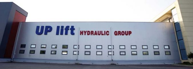 Uplift Hydraulic Group πλάγια όψη